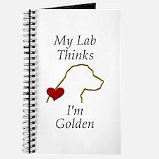 My (Golden) Lab... Journal
