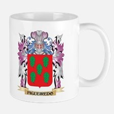 Figueiredo Coat of Arms (Family Crest) Mugs