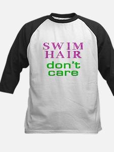 Swi Hair Don't Care Baseball Jersey