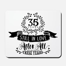 35th Anniversary Mousepad
