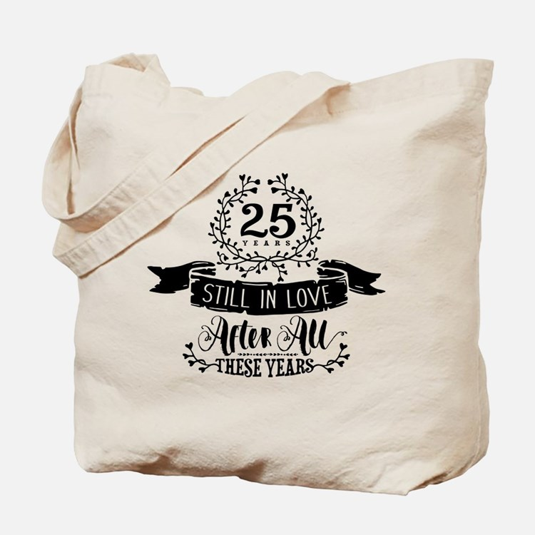 25th Anniversary Tote Bag