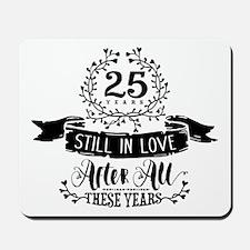 25th Anniversary Mousepad