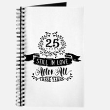 25th Anniversary Journal