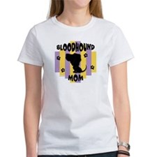 Bloodhound Mom Tee