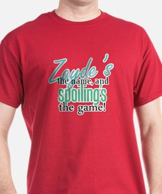 Zayde's the Name! T-Shirt