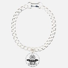 15th Anniversary Bracelet
