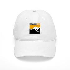 Kangaroos Rock Baseball Cap