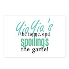 YiaYia's the Name! Postcards (Package of 8)