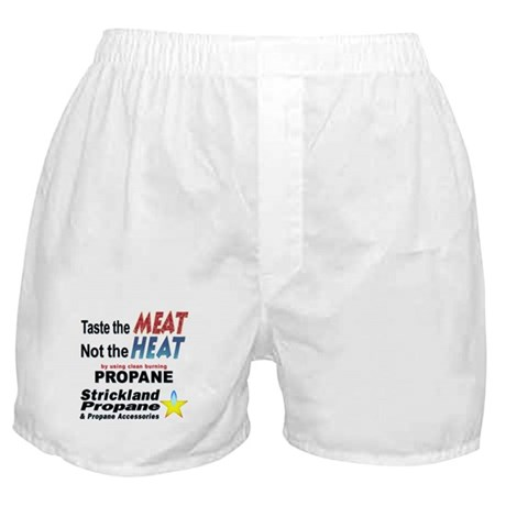 Taste The Meat, Not The Heat Boxer Shorts