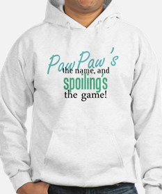 PawPaw's the Name! Jumper Hoody