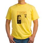 Calimity Jane Yellow T-Shirt