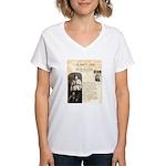 Calimity Jane Women's V-Neck T-Shirt