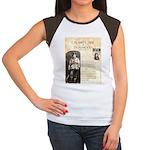 Calimity Jane Women's Cap Sleeve T-Shirt