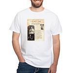 Calimity Jane White T-Shirt