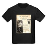 Calimity Jane Kids Dark T-Shirt