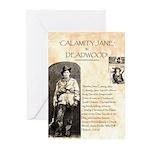 Calimity Jane Greeting Cards (Pk of 20)