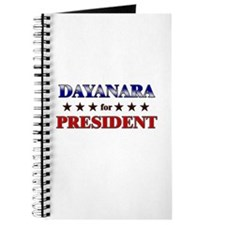 DAYANARA for president Journal