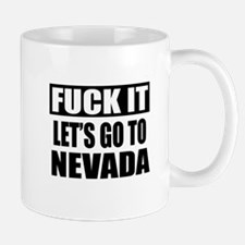 Let's Go To Nevada Mug