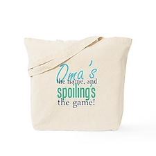 Oma's the Name! Tote Bag