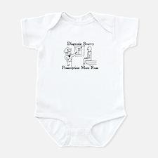 Cute Daybreakers Infant Bodysuit