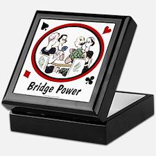 Bridge Power Keepsake Box