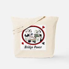 Bridge Power Tote Bag