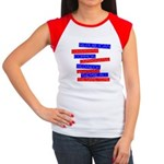 Anti-Republican Women's Cap Sleeve T-Shirt