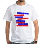 Anti-Republican White T-Shirt