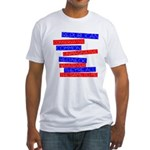 Anti-Republican Fitted T-Shirt