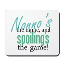 Nonno's the Name! Mousepad