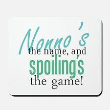 Nonno's the Name! Mousepad