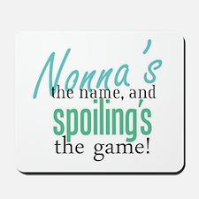 Nonna's the Name! Mousepad