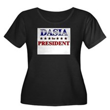 DASIA for president T