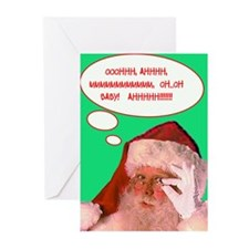 Naughty Card Greeting Cards (Pk of 10)