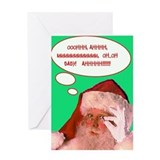 Naughty cards Greeting Cards