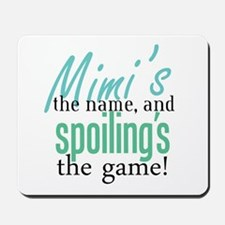 Mimi's the Name! Mousepad