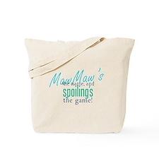Maw Maw's the Name! Tote Bag