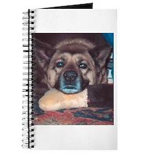 Give a dog a bone Journal