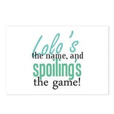 Lolo's the Name! Postcards (Package of 8)