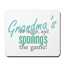 Grandma's the Name! Mousepad