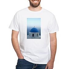 Santorini Church Shirt