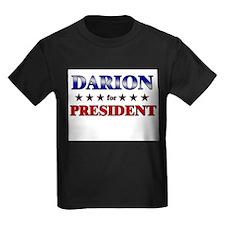 DARION for president T