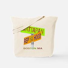 REP MATTAPAN Tote Bag