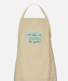 Gramps's the Name! BBQ Apron