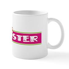 Big Sister Flower Small Mug