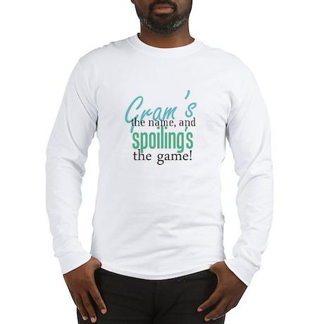 Gram's the Name! Long Sleeve T-Shirt