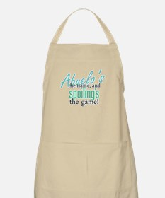 Abuelo's the Name! BBQ Apron