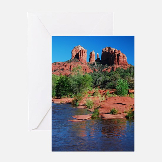 Cathedral Rock, Sedona Greeting Card