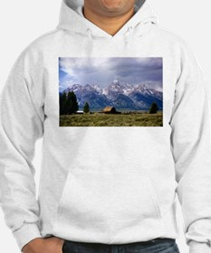 Grand Tetons National Park Hoodie Sweatshirt