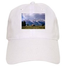 Grand Tetons National Park Baseball Cap